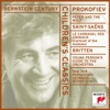 Bernstein Century - Children's Classics: Prokofiev: Peter and the Wolf, Saint-Saëns: Carnival of the Animals, Britten: Young Person's Guide by Leonard Bernstein & New York Philharmonic album reviews