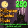 Halloween Haunted House - 250 Tracks of Terrifying Horror Music & Spooky Scary Sounds album cover
