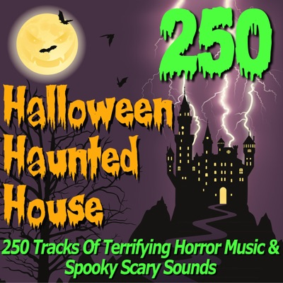 Halloween Haunted House - 250 Tracks of Terrifying Horror Music & Spooky Scary Sounds by Pro Sound Effects Library album reviews, ratings, credits