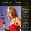 Stream & download Copland: Clarinet Concerto & Appalachian Spring - Finzi: Clarinet Concerto & Romance for Strings