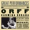 Stream & download Orff: Carmina Burana