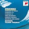 Stream & download Stravinsky: Symphony of Psalms; Symphony in C; Symphony in Three Movements