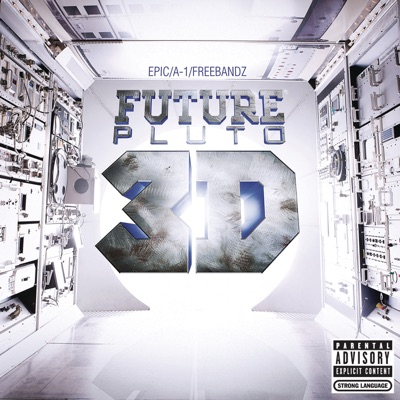 Pluto 3D by Future album reviews, ratings, credits