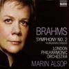 Brahms: Symphony No. 2 - Hungarian Dances by London Philharmonic Orchestra & Marin Alsop album reviews