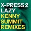 Lazy (feat. David Byrne) [Remixes] - Single album cover