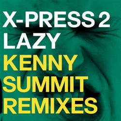 Listen Lazy (feat. David Byrne) [Remixes] - Single album