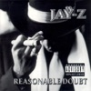 Reasonable Doubt album cover