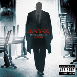 Listen American Gangster (Acappella) album