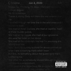 Snow on tha Bluff by J. Cole reviews, listen, download