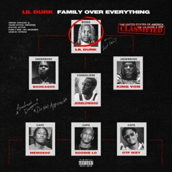 Family Over Everything by Only The Family & Lil Durk album reviews