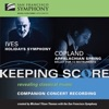 Stream & download Ives: Holidays Symphony - Copland: Appalachian Spring
