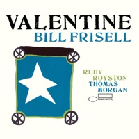 Valentine by Bill Frisell album ranks and download