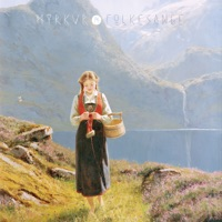 Folkesange by Myrkur album ranks and download