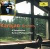 Brahms: The 4 Symphonies by Berlin Philharmonic & Herbert von Karajan album reviews