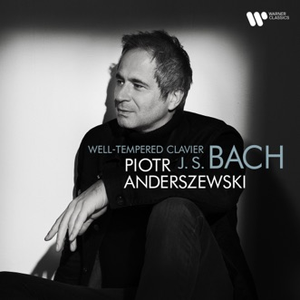 Bach: Well-Tempered Clavier, Book 2 (Excerpts) by Piotr Anderszewski album reviews, ratings, credits