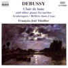 Debussy: Clair de Lune and Other Piano Favorites by François-Joël Thiollier album reviews