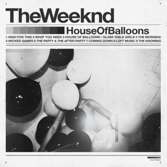 House of Balloons (Original) by The Weeknd album reviews, ratings, credits