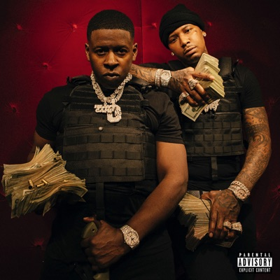 Code Red by Moneybagg Yo & Blac Youngsta album reviews, ratings, credits