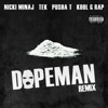 Stream & download Dopeman Remix (feat. Nicki Minaj, Pusha T & Kool G Rap) - Single