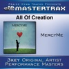 Stream & download All of Creation (Performance Tracks) - EP