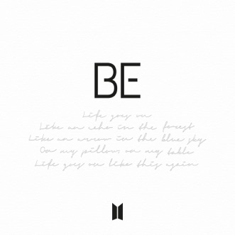 BE by BTS album reviews, ratings, credits
