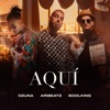 Aquí (feat. Ozuna & Soolking) by AriBeatz music reviews, listen, download