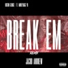 Stream & download Break Em (Remix) [feat. Moneybagg Yo] - Single
