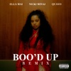 Stream & download Boo'd Up (Remix) - Single