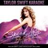 Stream & download Taylor Swift Karaoke: Speak Now