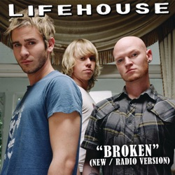 Listen Broken (New / Radio Version) - Single album