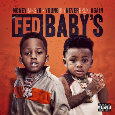 Fed Baby's by Moneybagg Yo & YoungBoy Never Broke Again album reviews, ratings, credits