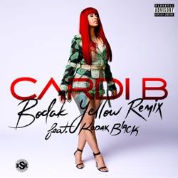 Listen Bodak Yellow (feat. Kodak Black) - Single album