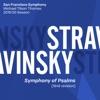 Stream & download Stravinsky: Symphony of Psalms - EP
