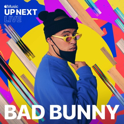 Up Next (Live From Apple Piazza Liberty) by Bad Bunny album reviews, ratings, credits