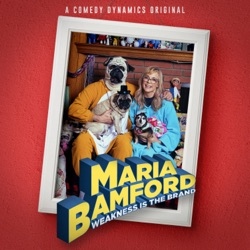 Weakness is the Brand by Maria Bamford album listen