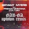Stream & download Gan-Ga (feat. French Montaña & Lil Tjay) [Uptown Remix] - Single