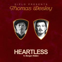 Heartless (feat. Morgan Wallen) by Diplo listen, download
