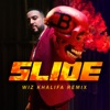Stream & download Slide (Remix) [feat. Wiz Khalifa, Blueface & Lil Tjay] - Single