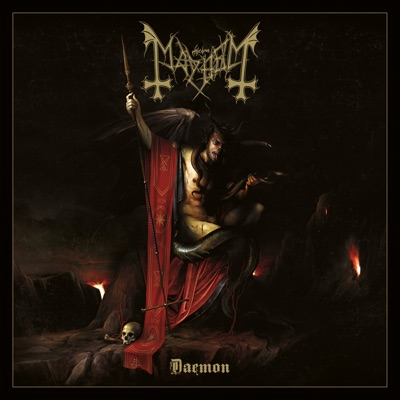 Daemon (Bonus Tracks Version) by Mayhem album reviews, ratings, credits