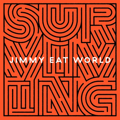 Surviving by Jimmy Eat World album reviews, ratings, credits
