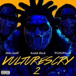 Listen VULTURES CRY 2 (feat. WizDaWizard and Mike Smiff) - Single album