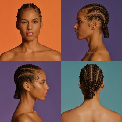 ALICIA by Alicia Keys album reviews, ratings, credits