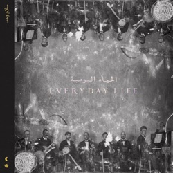 Everyday Life by Coldplay album listen
