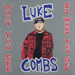 What You See Is What You Get by Luke Combs album reviews