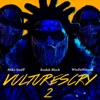 VULTURES CRY 2 (feat. WizDaWizard and Mike Smiff) - Single album cover