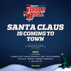 Listen Santa Claus Is Coming to Town (feat. Charlie Puth, Hailee Steinfeld, Daya, Fifth Harmony, Rita Ora, Tinashé, Sabrina Carpenter & Jake Miller) [Live] - Single album