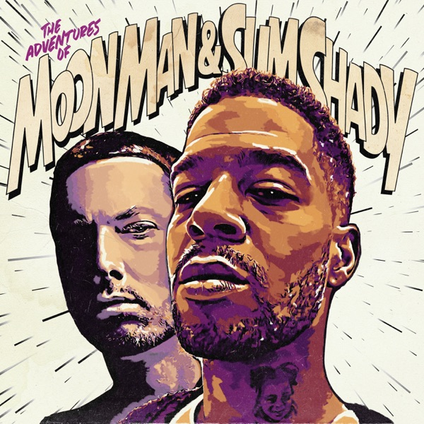 The Adventures of Moon Man & Slim Shady by Kid Cudi & Eminem song reviws