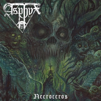 Necroceros by Asphyx album reviews, ratings, credits