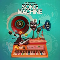 Song Machine, Season One: Strange Timez (Deluxe) by Gorillaz album reviews and download