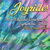 Joyride! (Live) by New England Conservatory Symphonic Winds & William Drury album reviews